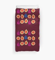 Sweet Fig Duvet Cover