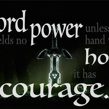 A Sword Wields No Power by AlexisRolfes37
