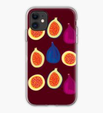 Sweet Fig iPhone Case