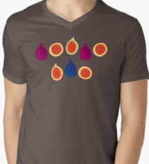 Sweet Fig V-Neck T-Shirt