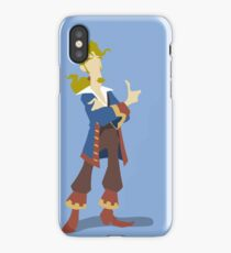 Guybrush Threepwood: Mighty Pirate (tm) 2.0 iPhone Case/Skin