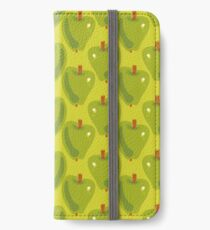 Green Apple iPhone Wallet/Case/Skin