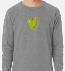 Green Apple Lightweight Sweatshirt