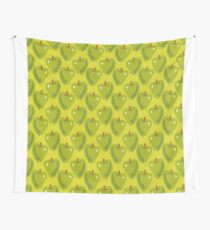 Green Apple Wall Tapestry