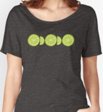 Lime Relaxed Fit T-Shirt