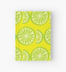 Lime Hardcover Journal