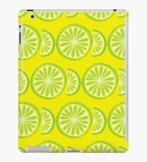 Lime iPad Case/Skin