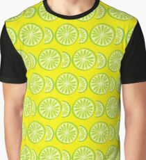 Lime Graphic T-Shirt