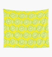 Lime Wall Tapestry
