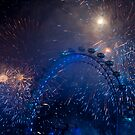 Fireworks in London by Nando MacHado