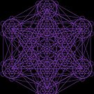 Infinity Cube Purple by Tiduk