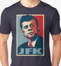 JFK Shepard Hope Style Poster Unisex T-Shirt