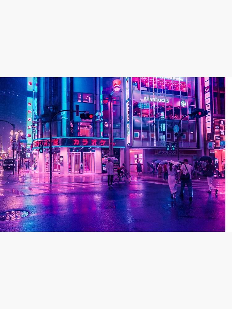 Neon Nostalgia by HimanshiShah