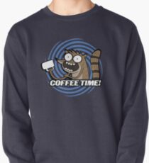 Coffee Time! Pullover Sweatshirt