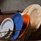 Dirty Dishes by Sue  Cullumber