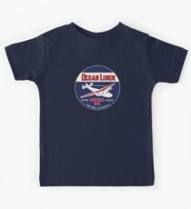 Ocean Liner Motor Oil Kids Clothes