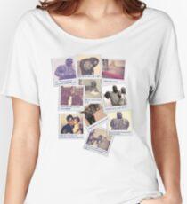 10 crack commandments  Women's Relaxed Fit T-Shirt