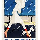 Fashions of 1929...ad for Candee Gummi Schuhe by edsimoneit