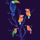 Birds of Paradise by freeminds
