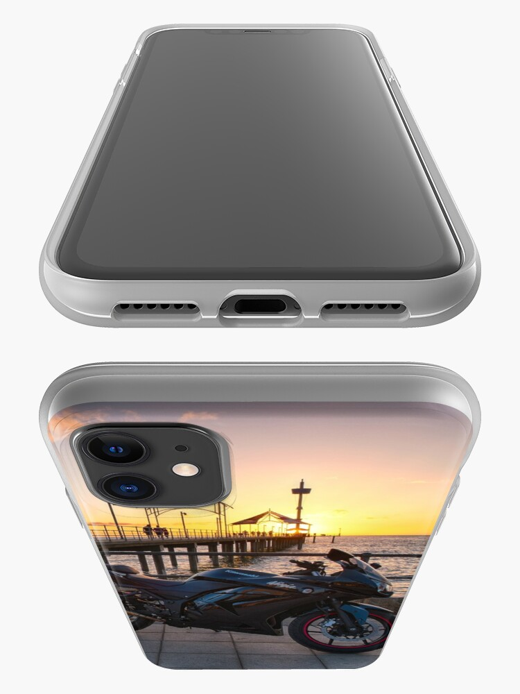 Alternate view of Sunset Ride II iPhone Case & Cover