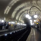 Around Paris-subway station by Darrell-photos