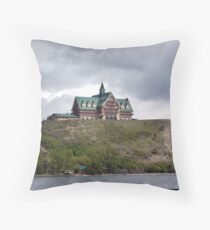 Prince of Wales From The Lake Throw Pillow