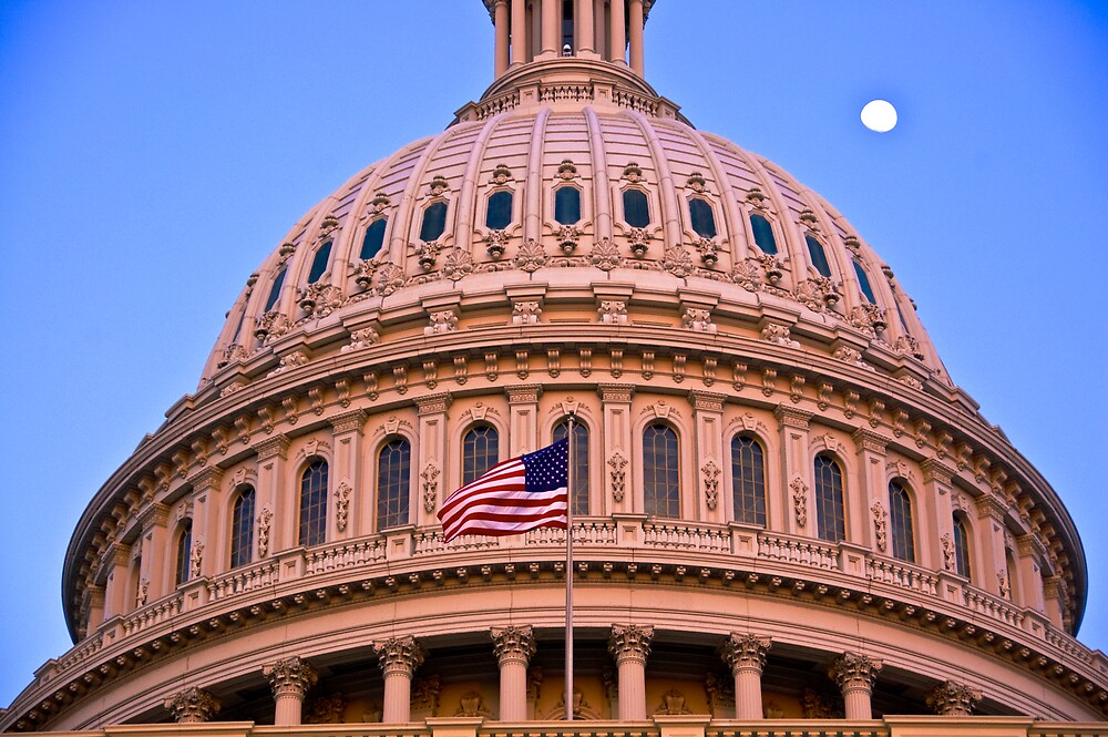 US Capitol - Washington, DC by Shutter and Smile Photography