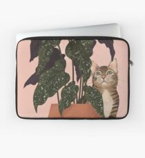 tiger at heart Laptop Sleeve
