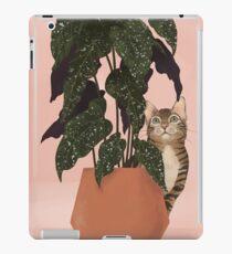 tiger at heart iPad Case/Skin