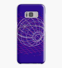 Digital Pokeball Samsung Galaxy Case/Skin