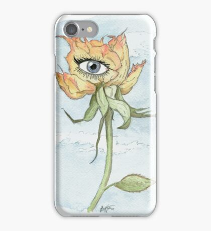 drEyed Rose iPhone Case/Skin