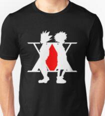 Hunter X Hunter Gon Killua Logo Anime Cosplay Japan T Shirt  T-Shirt