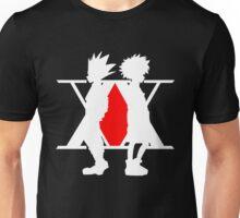 Hunter X Hunter Gon Killua Logo Anime Cosplay Japan T Shirt  Unisex T-Shirt