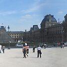 Louve in Paris by Darrell-photos