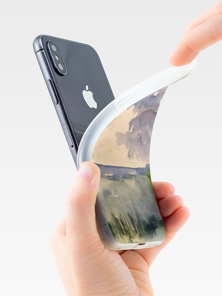 Alternate view of Washington Sky iPhone Case & Cover