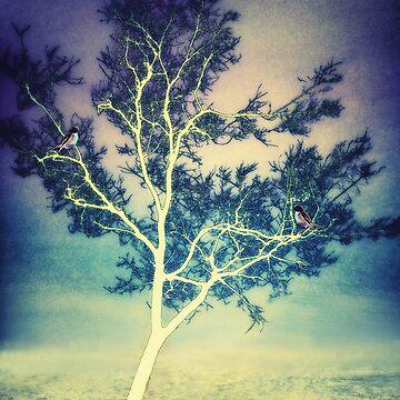 Bird Tree  by trishie