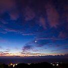 La prima alba del 2011 by Andrea Rapisarda