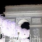 Arc de Tromphe by Darrell-photos