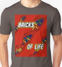 Bricks of Life Unisex T-Shirt