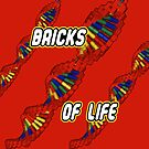 Bricks of Life by diveroptic