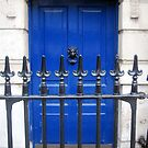 Doors of Europe-London by Darrell-photos