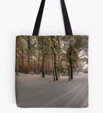 Culbin Forrest Tote Bag