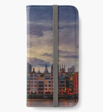 London cityscape iPhone Wallet/Case/Skin