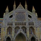 London - Westminister Abbey by Darrell-photos