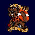Coast Guard SAR Dog by AlwaysReadyCltv