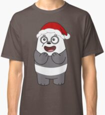 Panda Xmas Classic T-Shirt