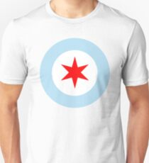 Chicago Mod Clean Unisex T-Shirt