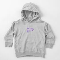 Happy...whatever day... Toddler Pullover Hoodie