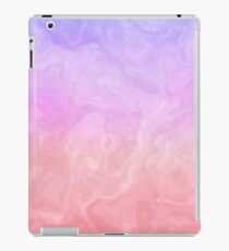 Pink and Purple Marble iPad Case/Skin