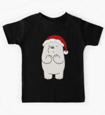 Ice Bear Kids T-Shirt
